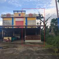 Mandiri1a: Sebidang tanah berikut bangunan, di Jl. Pembangunan, Desa Dalam Kaum, Kec. Sambas, Kab. Sambas