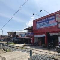 (BRI Padang) 1 bidang tanah dengan total luas 80 m2 berikut bangunan di Kota Padang