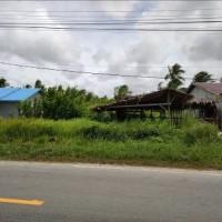 Mandiri2a: Sebidang tanah kosong, di Jl. Raya Parit Baru, Desa Parit Baru, Kec. Pemangkat, Kab. Sambas