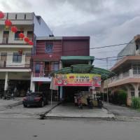 Mandiri3: Sebidang tanah berikut bangunan, di Jl. Mohammad Hambal No.133, Desa Pemangkat Kota, Kec. Pemangkat, Kab. Sambas