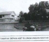 5 bidang tanah dengan total luas 20000 m<sup>2</sup> berikut bangunan di Kabupaten Bekasi