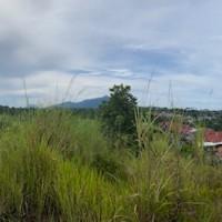 Sebidang tanah seluas 15.260 m2 SHM No. 13 Jln Kebun Kel. Kairagi  di Kota Manado