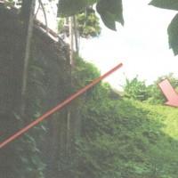 Tanah seluas 1385 m2 sesuai SHM No. 01544, di Desa Lodtunduh, Kecamatan Ubud, Kabupaten Gianyar (BPR Dewata Indobank)