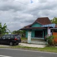 1 bidang tanah dengan total luas 480 m<sup>2</sup> berikut bangunan di Kabupaten Wonogiri