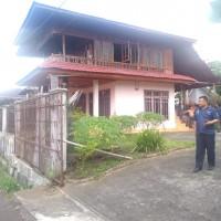 2 bidang tanah dijual dalam 1 paket seluas 627 m2 berikut bangunan SHM No.1762 dan SHM No.803 di Kota Manado