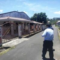 Sebidang tanah seluas 315 m2 berikut bangunan SHM No. 121/Tumumpa di Kota Manado