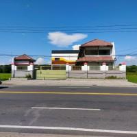 Tanah seluas 3831m2 berikut bangunan SHM No846 di Jalan Raya Tiron, Desa Bagi, Kec.Madiun Kab.Madiun