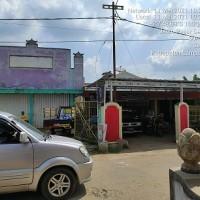 BRI Mtr 4a: 2 bidang tanah dengan total luas 614 m2 SHM No. 100/Smb.G - No.481 berikut bangunan di Kabupaten Lampung Timur