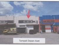 BCA PKU, T/B seluas 648 m2  sesuai SHM 08864 terletak di Komp. Pergudangan Siak 2 Jl. Siak II Kel. Labuh Baru Barat Kota Pekanbaru