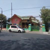 BRI Probolinggo 1) 2 bidang tanah dengan total luas 550 m2 berikut bangunan di Kota Probolinggo