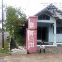 PNM Cb Tegal : 1 bidang tanah dengan total luas 201 m2 berikut bangunan di Kabupaten Pemalang
