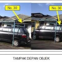 PT. Bank Mega Tbk. melelang Sebidang tanah luas 471 m2 berikut bangunan di Kota Jambi