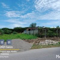 BRI KC Timika: 1 bidang tanah dengan total luas 1227 m2 berikut bangunan di Kabupaten Mimika