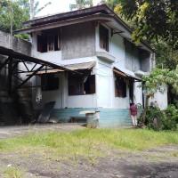 Sebidang tanah seluas 14042 m2 berikut bangunan SHM No.989 di Kota Bitung