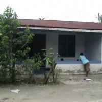 1 bidang tanah dengan total luas 244 m<sup>2</sup> berikut bangunan di Kabupaten Mimika