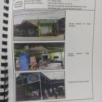 1 bidang tanah dengan total luas 558 m<sup>2</sup> berikut bangunan di Kota Banjarmasin