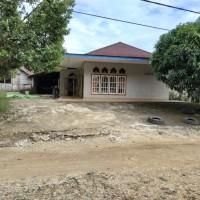 PT BRI KC Rimbo Bujang melelang 1 bidang tanah dengan total luas 698 m2 berikut bangunan di Kabupaten Tebo