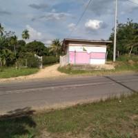 PT BRI KC Rimbo Bujang melelang 1 bidang tanah dengan total luas 9449 m2 berikut bangunan di Kabupaten Tebo