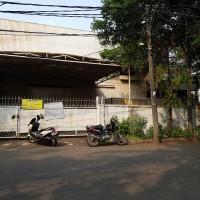 Tim Kurator Sugiman Tindjau (Dalam pailit):1 bidang tanah dengan total luas 1236 m2 berikut bangunan di Kota Jakarta Utara