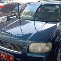KNKT (2) : Mobil Ford Escape 2.3 L AT, Nomor Polisi : B 8667 WU, Tahun : 2001