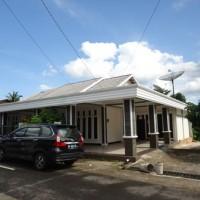 2 bidang tanah dengan total luas 204 m<sup>2</sup> berikut bangunan di Kabupaten Batang Hari