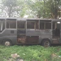 KPPBC TMP B Pekanbaru : 1 (satu) unit kendaraan bermotor Micro Bus Toyota Dyna-BY Tahun 1988 (Scrap)