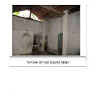 Bank Mega:1 bidang tanah dengan total luas 257 m2 berikut bangunan di Kabupaten Lampung Tengah