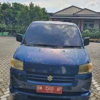 KPP Madya Pekanbaru : 1 unit Mobil Merk Suzuki Type GC415V-APV DLX, Nopol BM 1560 AP, Tahun 2006, kondisi Rusak Berat, STNK BPKB lengkap