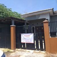 1 bidang tanah dengan total luas 160 m<sup>2</sup> berikut bangunan di Kota Banjar Baru