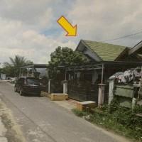 1 bidang tanah dengan total luas 400 m<sup>2</sup> berikut bangunan di Kota Banjar Baru