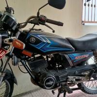 5. Kanwil BC : 1 (satu) Unit Motor Yamaha RX-King 135 Tahun 2004, KT 5107 LD, di Kota Balikpapan