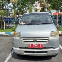 3. Kanwil BC : 1 (satu) Unit Mobil Suzuki APV DLX Tahun 2006, KT 1304 LT, di Kota Balikpapan
