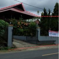 1 bidang tanah dengan total luas 691 m2 berikut bangunan di Kabupaten Minahasa. BCA Kanwil IV Makassar