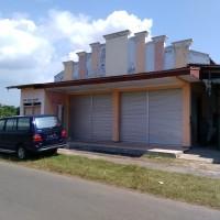 BRI Probolinggo 2) 1 bidang tanah dengan total luas 5867 m2 berikut bangunan di Kabupaten Probolinggo
