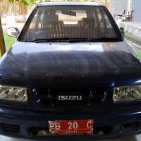 BPS Folres Timur - Minibus Isuzu Panther TBR 541 LM di Kabupaten Flores Timur