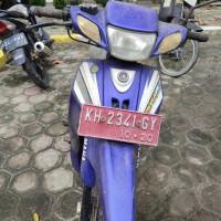 Lot 18 : Sepeda Motor Yamaha T105 102cc dalam kond ...