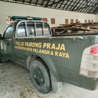 Sekda P.Raya: 1 unit Pick Up Ford Ranger SC Base 2.5L (4X2MT), KH 8546 AW, Tahun 2009 di Kota Palangka Raya (6)