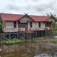 Sekda P.Raya: 1 paket Bongkaran Bangunan Gedung Puskesmas Pahandut Seberang di Kota Palangka Raya (3)
