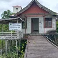 Sekda P.Raya: 1 paket Bongkaran Bangunan Kantor Kelurahan Pahandut Seberang di Kota Palangka Raya (1)