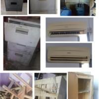 1 Paket BMN berupa Peralatan dan Mesin berbagai merk,type dan jenis, Kondisi Rusak Berat (UPP Kelas III Parigi)