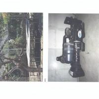 Satu paket:Panggung permanen utk dibongkar,peralatan studio audio lainnya,airoff TV monitor,video mixer&kamera digital (TVRI Bali)