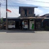 1 bidang tanah dengan total luas 221 m<sup>2</sup> berikut bangunan di Kota Tanjung Balai