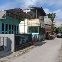 1 bidang tanah dengan total luas 171 m<sup>2</sup> berikut bangunan di Kota Tanjung Balai