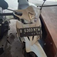 KPP Kebumen (sita Pajak): Sepeda Motor Honda Revo (NF100TD) 100cc Nopol B-6303-NTW di Kabupaten Purworejo