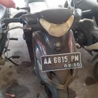 KPP Kebumen (sita pajak) Sepeda Motor Yamaha Mio (28D) 113cc  Nopol AA-6815-PM di Kabupaten Purworejo
