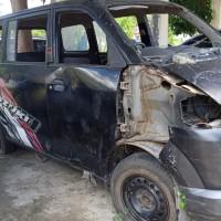 Pemkab Gorut: (Lot 82 ) 1 EX Unit (SCRAP) Mobil Suzuki APV Tahun 2006 di Kabupaten Gorontalo Utara