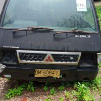 Pemkab Gorut: (Lot 83 ) 1 EX Unit (SCRAP) Pick Up Mitsubishi L300 Tahun 2011 di Kabupaten Gorontalo Utara