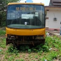 Pemkab Gorut: (Lot 84 ) 1 EX Unit (SCRAP) Micro Bus Isuzu NKR 71E2 Tahun 2008 di Kabupaten Gorontalo Utara