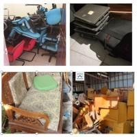 KPP Pratama Pangkalanbun: 1 (satu) Paket Barang Inventaris terdiri dari Meja Kayu, Kursi Besi, Note Book, dan Sice dalam kondisi Rusak Berat