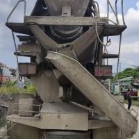 KPP PADANG DUA: 1 (satu) Unit Mobil Mitsubishi Concrete Mixer di Kota Padang